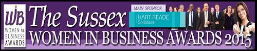 Sussex Women in Business Awards 2015